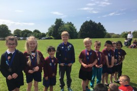 Year 1 and Year 2 winners